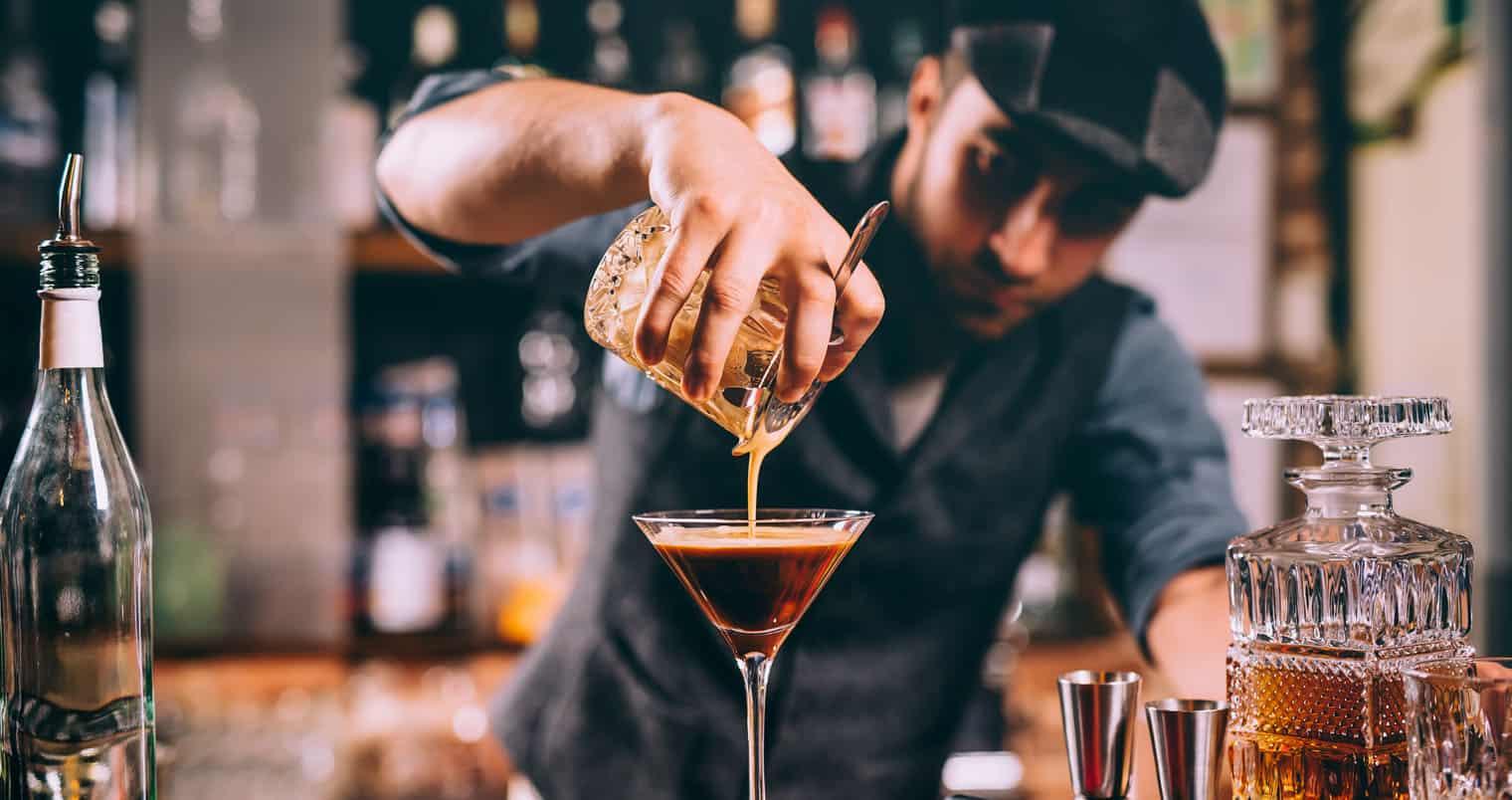 Những khó khăn thường hay gặp phải khi học nghề bartender