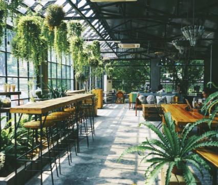 Những ý tưởng độc đáo khi mở quán cafe