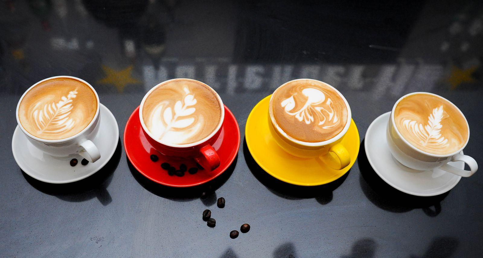 Khóa học pha chế cafe