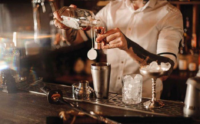 bartender có mức lương bao nhiêu?