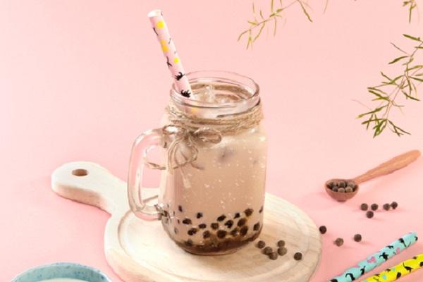Cách làm trà sữa lipton