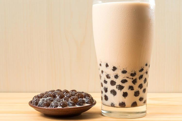 cách làm trà sữa trân châu 4