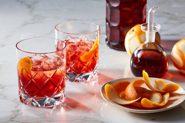 Cách pha chế cocktail Boulevardier