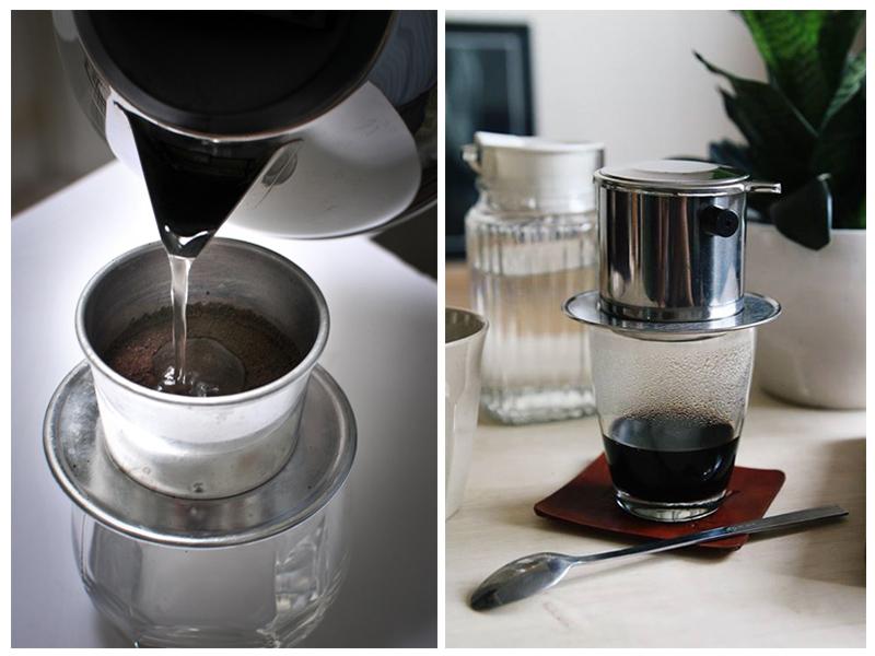 Cách ủ cà phê đúng chuẩn