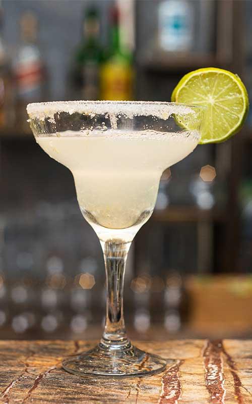 công thức pha cocktail margarita