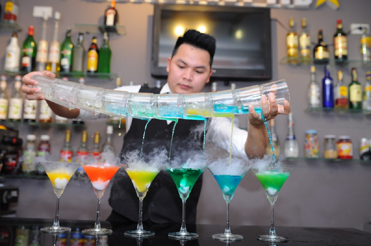 giảng viên khos học bartender