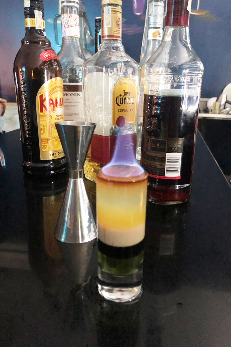 khóa học bartender chuyên nghiệp