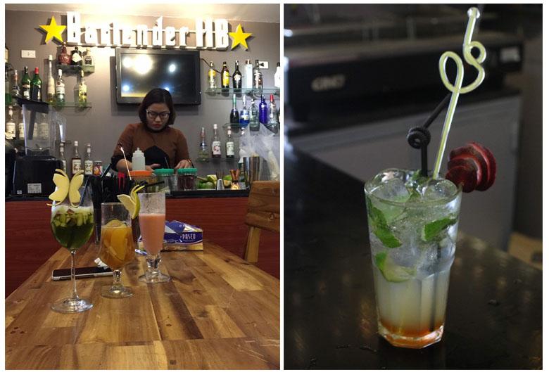 Kỹ năng của bartender chuyên nghiệp