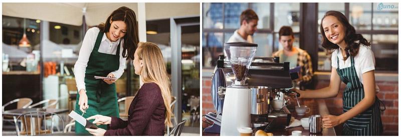 Học pha chế cafe để mở quán