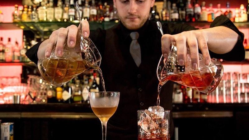 công việc của bartender