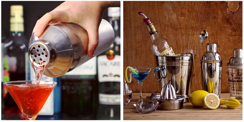 dụng cụ bartender chuyên nghiệp