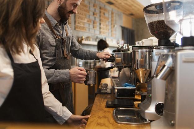 mở quán cafe kinh doanh