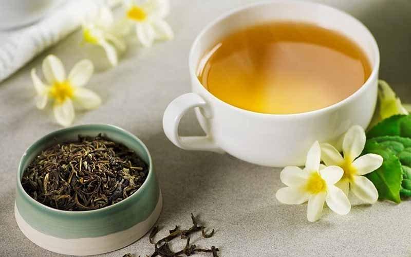 trà nhài sử dụng mở quán trà chanh