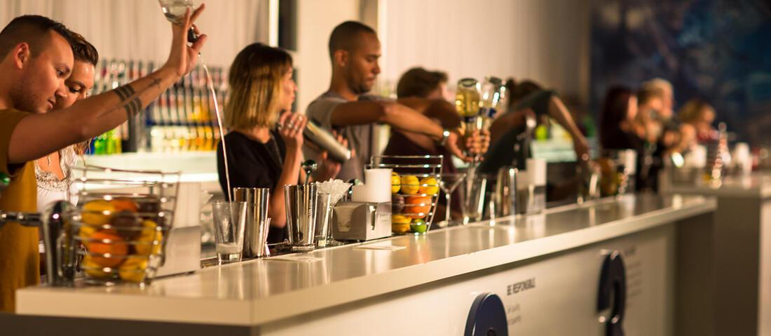 trường dạy nghề bartender